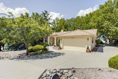 Dewey-humboldt Single Family Home For Sale: 1272 N Oxbow Drive