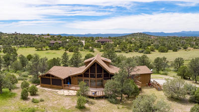 Inscription Canyon Ranch Single Family Home For Sale: 13912 Grey Bears Trail