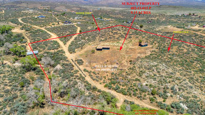 Dewey-humboldt Residential Lots & Land For Sale: 1775 S Premonition Lane