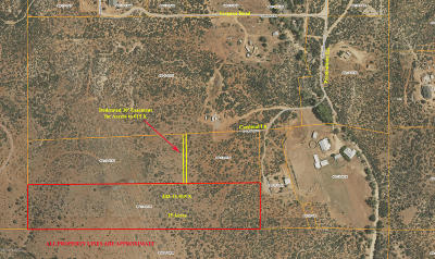 Dewey-humboldt Residential Lots & Land For Sale: 00xx00 E Cardinal