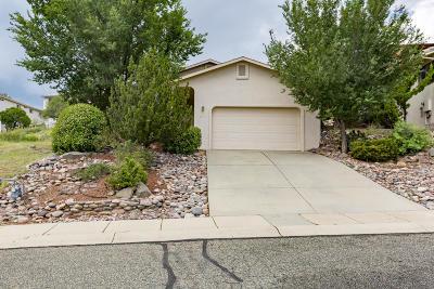 Cliff Rose Single Family Home For Sale: 1502 Marvin Gardens Lane