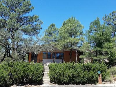 Prescott Single Family Home For Sale: 420 Circle 8 Lane