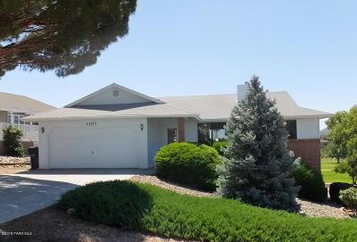 Dewey-humboldt Single Family Home For Sale: 1107 N Buena Vista East