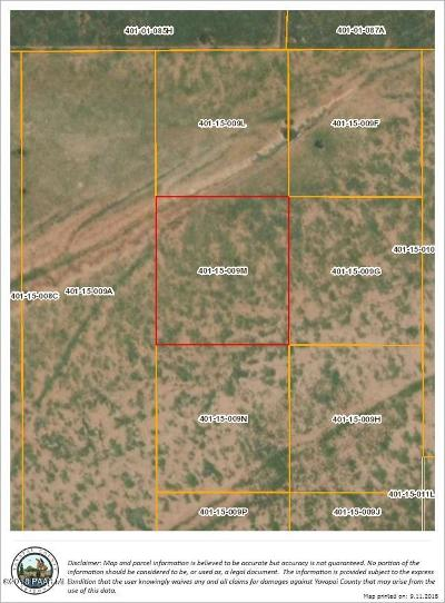 Prescott Valley Residential Lots & Land For Sale: E Saddle View Lane