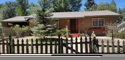 Prescott Single Family Home For Sale: 126 S Virginia Street