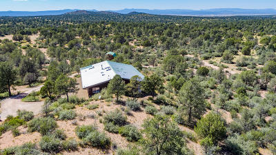 Prescott Single Family Home For Sale: 4701 Sunshine Trail