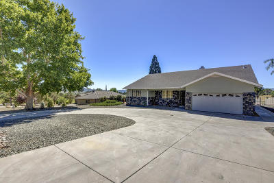 Dewey-humboldt Single Family Home Pending - Take Backup: 11451 Manzanita Trail