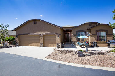 Yavapai County Single Family Home For Sale: 195 Juniper Ridge Drive