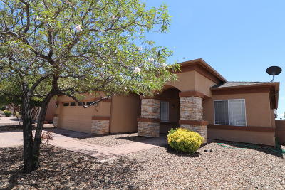 Dewey-humboldt Single Family Home For Sale: 12985 E Santiago Street