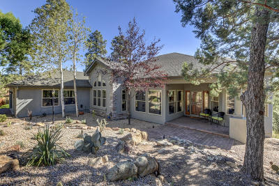 Yavapai County Single Family Home For Sale: 1985 Havens End