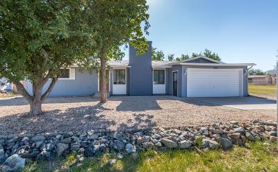 Prescott Valley Single Family Home For Sale: 2953 N Indian Wells Drive