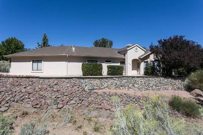 Prescott AZ Single Family Home For Sale: $332,500