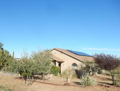 Mayer AZ Single Family Home For Sale: $169,990