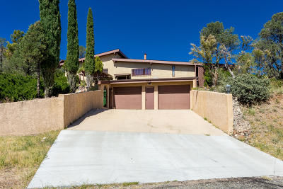 Prescott, Dewey-humboldt, Prescott Valley, Chino Valley Single Family Home For Sale: 4964 Willet Court