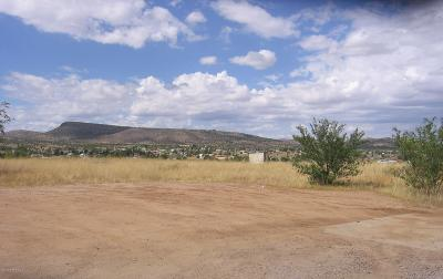 Prescott, Prescott Valley, Chino Valley, Dewey-humboldt Residential Lots & Land For Sale: 3020 N Reed Road