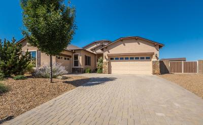 Prescott Valley Single Family Home For Sale: 7918 E Charolais Road