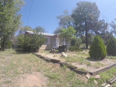 Prescott Single Family Home For Sale: 140 142 Whipple Street