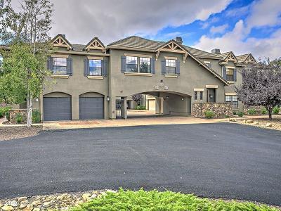 Prescott Condo/Townhouse For Sale: 1716 Alpine Meadows Lane #1307