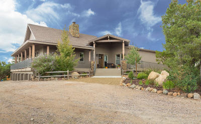 Prescott Single Family Home For Sale: 3925 Brenda Trail