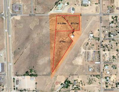Chino Valley Residential Lots & Land For Sale: A E Rd 1 South