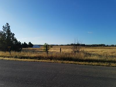 Chino Valley Residential Lots & Land For Sale: C E Rd 1 South