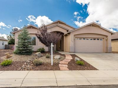 Prescott Valley Single Family Home For Sale: 6619 E Dalton Way