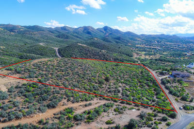 Dewey-Humboldt Residential Lots & Land For Sale: 14855 E White Drive
