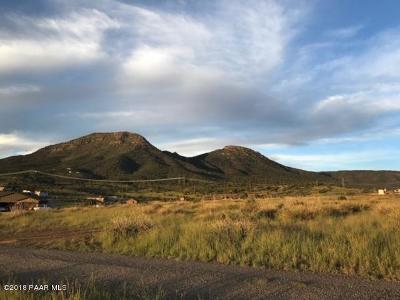 Prescott Valley Residential Lots & Land For Sale: N Dakota Road