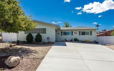 Prescott Single Family Home For Sale: 1970 Catalpa Circle