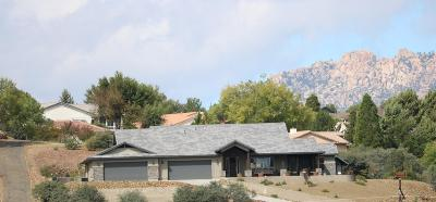 Prescott Single Family Home For Sale: 1799 S Savage Lane