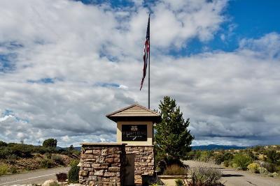 Prescott Residential Lots & Land For Sale: 5645 W Darius Circle