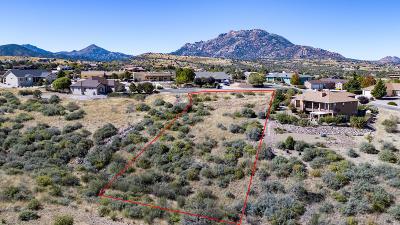 Prescott Residential Lots & Land For Sale: 4753 Valor Court