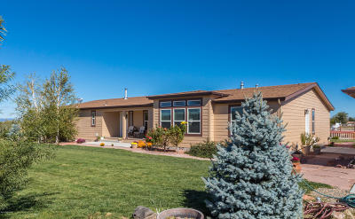 Yavapai County Mobile/Manufactured For Sale: 3285 N Reed Road