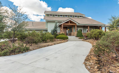 Yavapai County Single Family Home For Sale: 2695 W Green Brier Drive