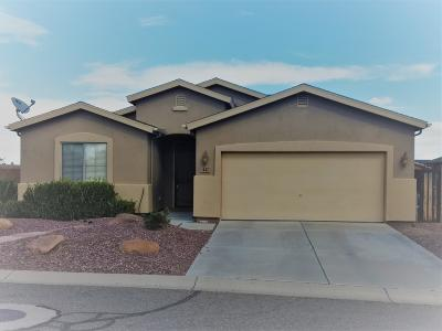 Chino Valley Single Family Home For Sale: 441 Galloway Drive
