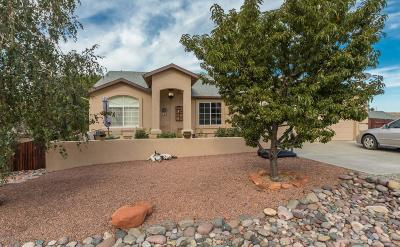 Prescott Valley Single Family Home For Sale: 4860 N Verde Vista Drive