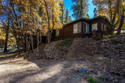 Prescott Single Family Home For Sale: 6552 S Midnight Snap Lane