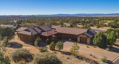 Prescott Single Family Home For Sale: 14530 N Centennial Drive