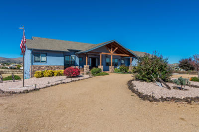 Chino Valley Single Family Home For Sale: 2800 Starry Night Way