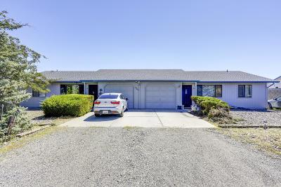 Prescott Valley Multi Family Home Pending - Take Backup: 7351 E Sunflower Lane
