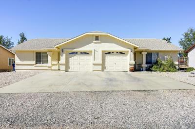 Prescott Valley AZ Multi Family Home For Sale: $265,000