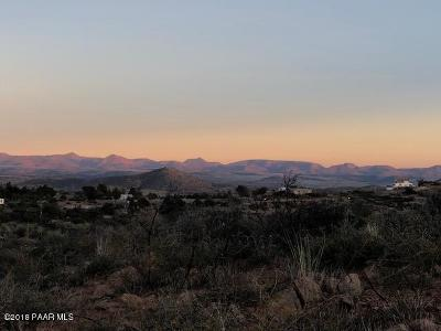 Mayer Residential Lots & Land For Sale: 19555 E Sage Brush Drive