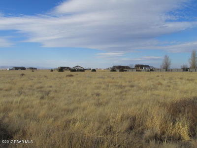 Prescott Valley Residential Lots & Land For Sale: 11450 N St Mathews Mountain Road