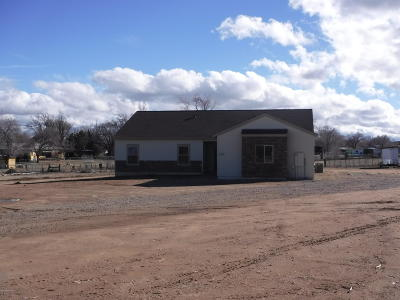 Yavapai County Single Family Home For Sale: 1255 W Center Street