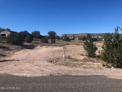 Chino Valley Residential Lots & Land For Sale: 3550 N Sunset Drive