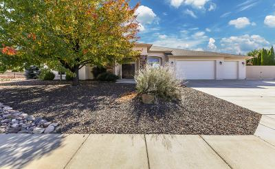 Prescott Valley Single Family Home For Sale: 13043 Brokton Lane