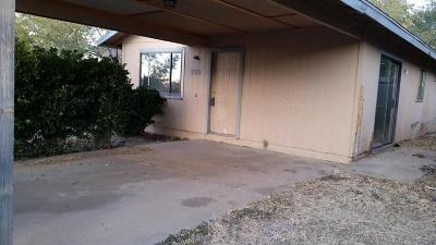 Prescott Valley Single Family Home For Sale: 3361 N Pima Drive