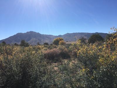 Prescott, Prescott Valley, Chino Valley, Dewey-humboldt Residential Lots & Land For Sale: 3775 Oak View Lane