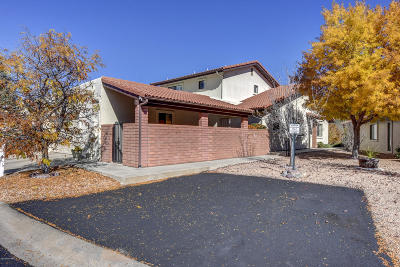 Yavapai County Condo/Townhouse For Sale: 414 Lodgepole Drive