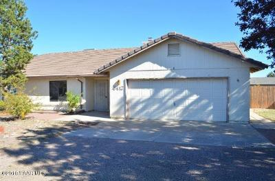 Prescott Valley Single Family Home For Sale: 4417 E Sauter E Drive